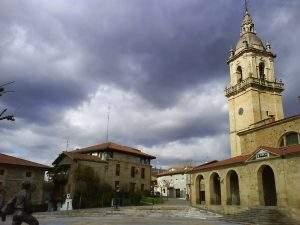 parroquia de san miguel arcangel iurreta durango