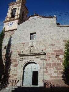 parroquia de san miguel arcangel la pobla tornesa