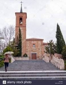 parroquia de san miguel arcangel las rozas de madrid
