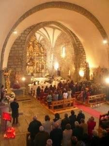 parroquia de san miguel arcangel ledrada