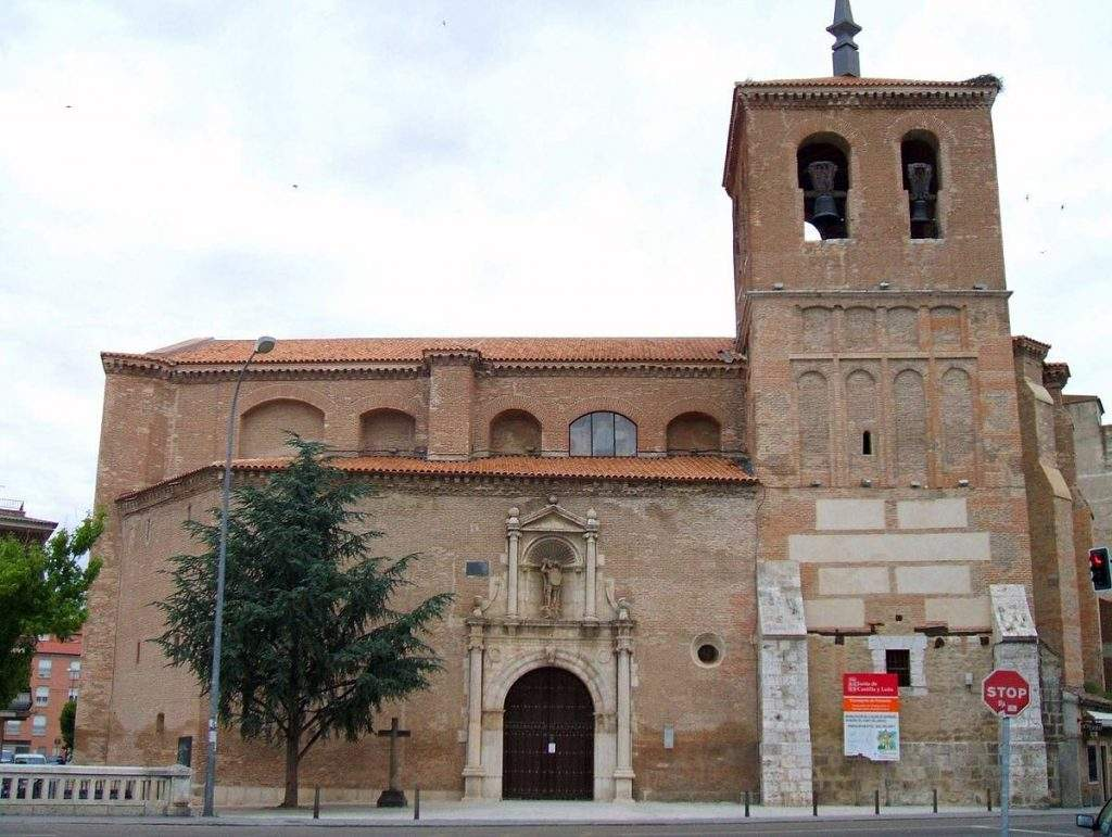 parroquia de san miguel arcangel medina del campo