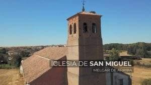 parroquia de san miguel arcangel melgar de arriba