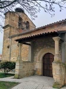 parroquia de san miguel arcangel monterrubio de armuna