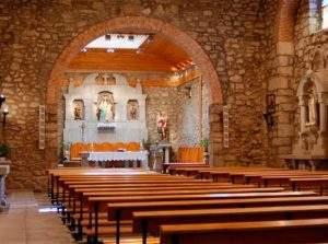 parroquia de san miguel arcangel moralzarzal