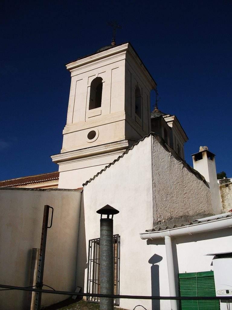 parroquia de san miguel arcangel murtas