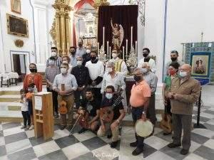 parroquia de san miguel arcangel olula del rio