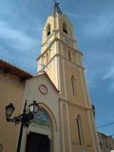 parroquia de san miguel arcangel palma de gandia