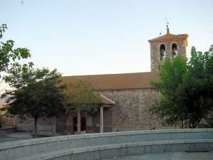 parroquia de san miguel arcangel pedrezuela