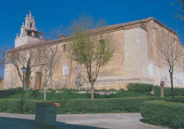 parroquia de san miguel arcangel pedrosa del rey
