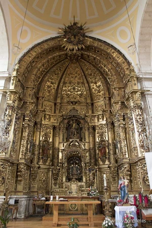 parroquia de san miguel arcangel penafiel