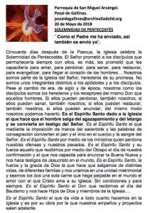 parroquia de san miguel arcangel pozal de gallinas
