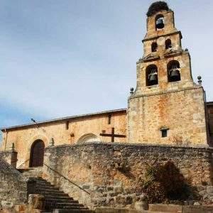 Parroquia de San Miguel Arcángel (Talveila)