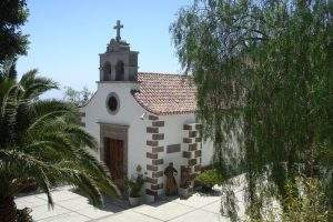 Parroquia de San Miguel Arcángel (Temisas) (Agüimes)