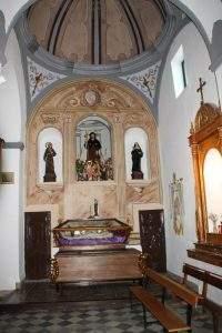 parroquia de san miguel arcangel tolox