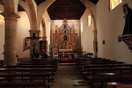parroquia de san miguel arcangel tuineje