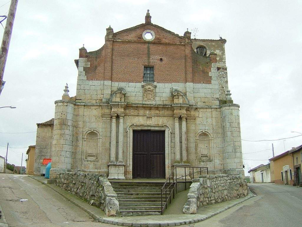 parroquia de san miguel arcangel vega de valdetronco