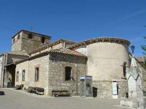 parroquia de san miguel arcangel villafuerte de esgueva