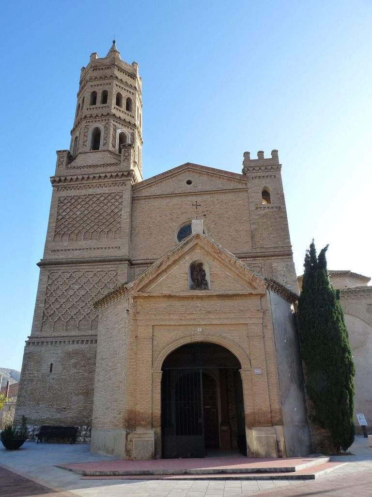 parroquia de san miguel arcangel villalangua