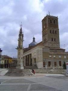 parroquia de san miguel arcangel villalon de campos