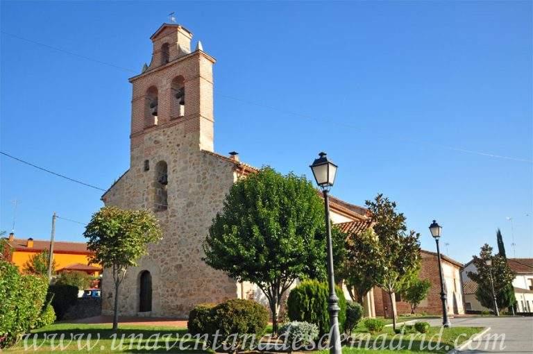 parroquia de san miguel arcangel villamantilla