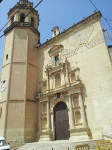 parroquia de san miguel beniganim
