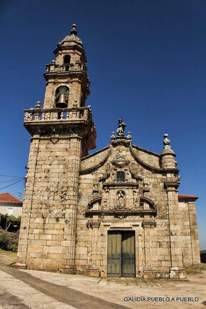 parroquia de san miguel carballeda de avia