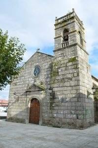 Parroquia de San Miguel de Bouzas (Vigo)