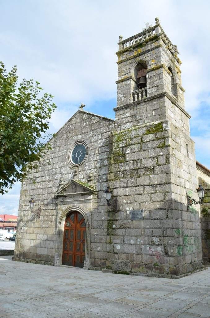parroquia de san miguel de bouzas vigo