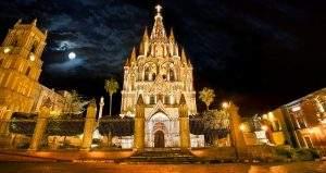 Parroquia de San Miguel de Lada (Sama de Langreo)