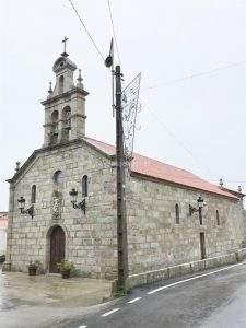 parroquia de san miguel de oia san miguel de oia