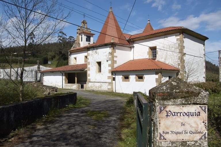 parroquia de san miguel de quilono quilono