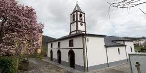 parroquia de san miguel de trevias valdes
