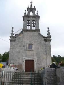 parroquia de san miguel do campo nogueira de ramuin