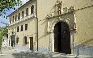 parroquia de san miguel guadix