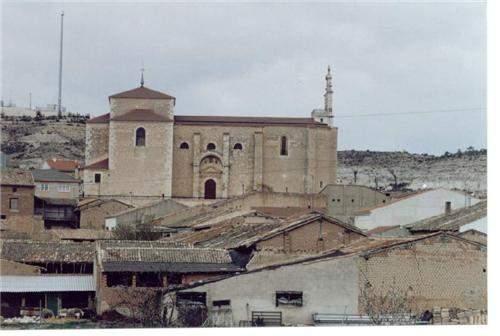 parroquia de san miguel langa de duero