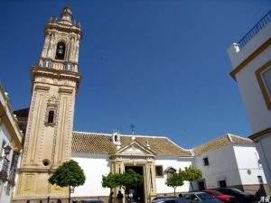 parroquia de san miguel marchena