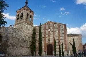 parroquia de san miguel olmedo
