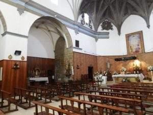 parroquia de san miguel pomar de cinca