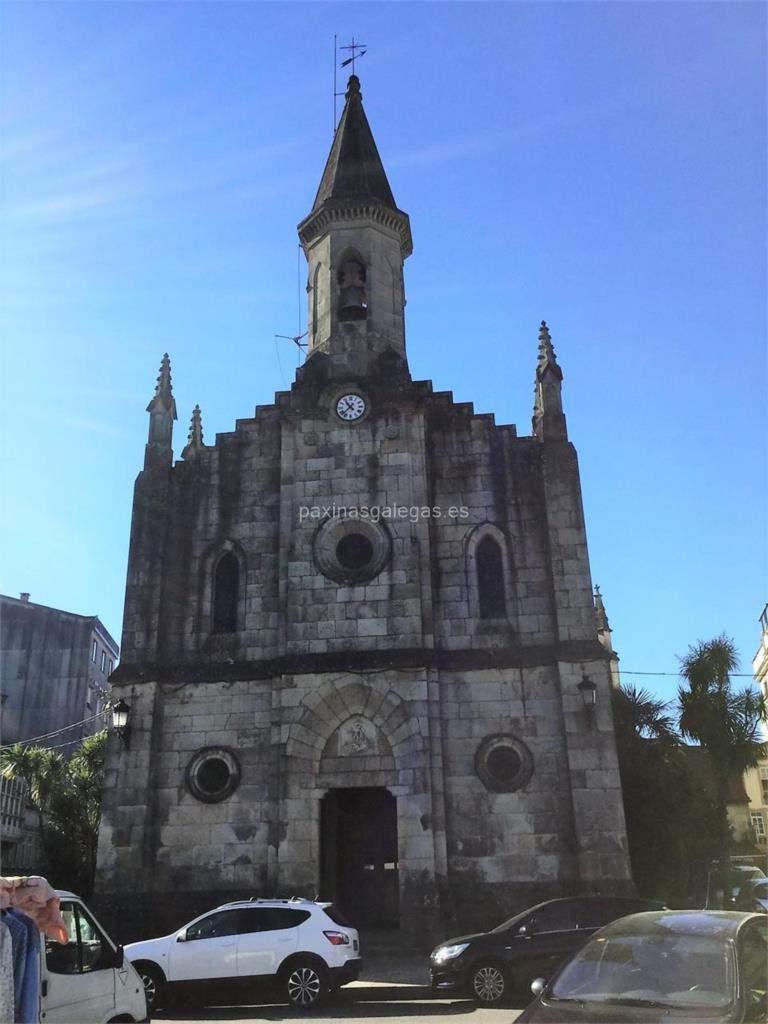 parroquia de san miguel ponteareas