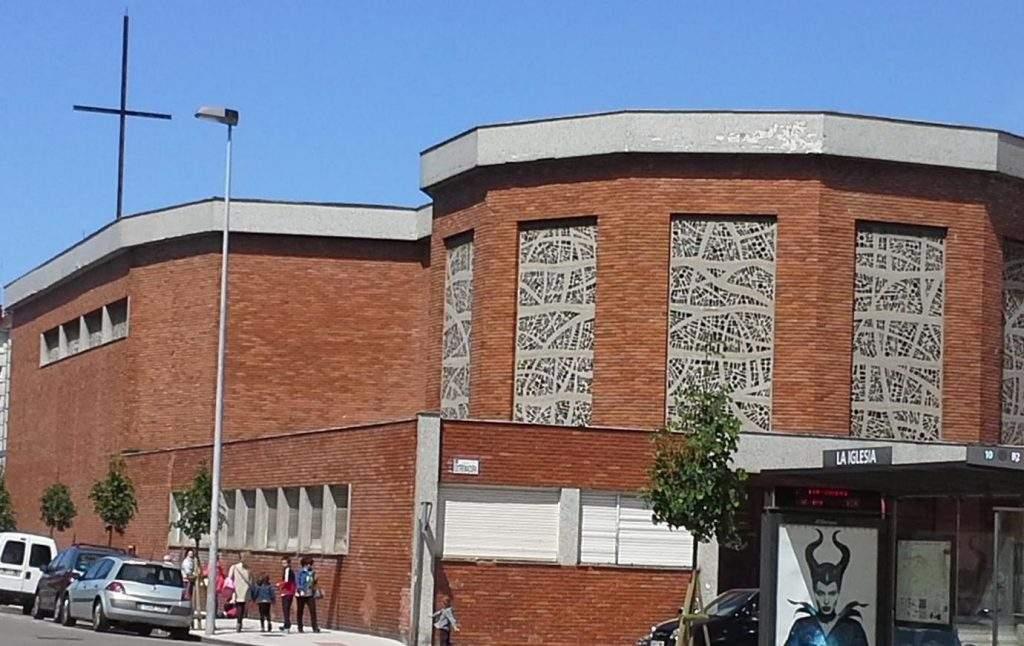 parroquia de san miguel pumarin gijon