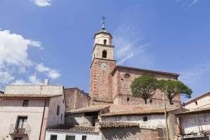 parroquia de san miguel torres de albarracin 2