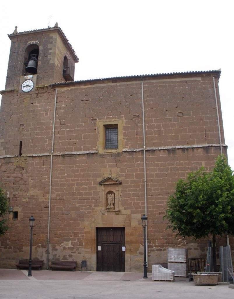 parroquia de san miguel tricio