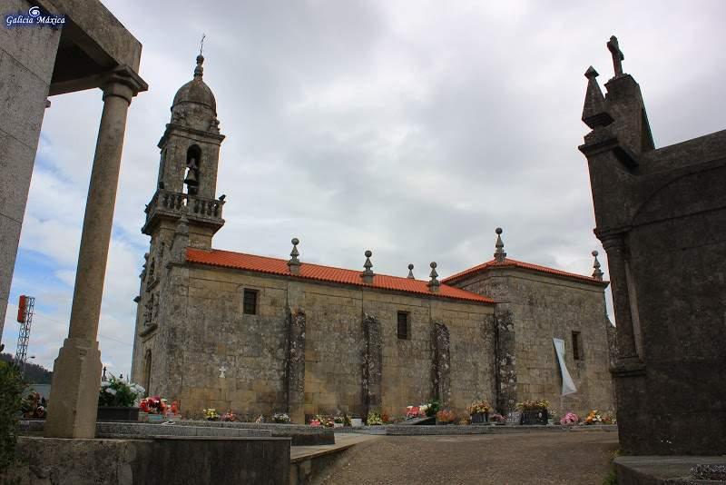 parroquia de san miguel vilardevos