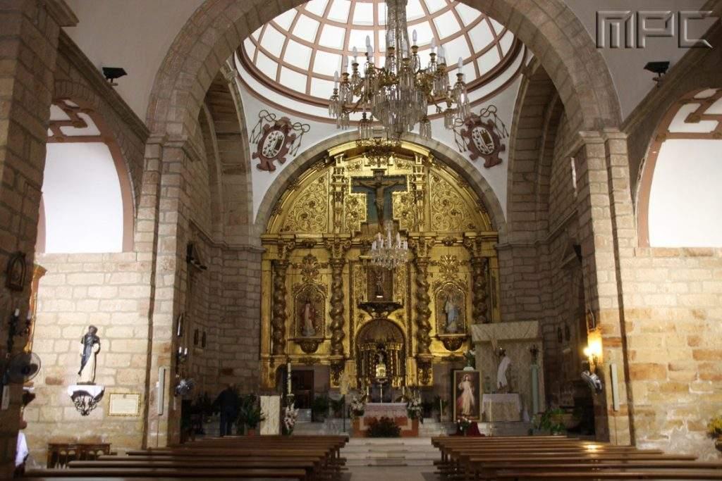 parroquia de san miguel vilches