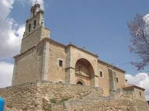 parroquia de san miguel villalba de duero