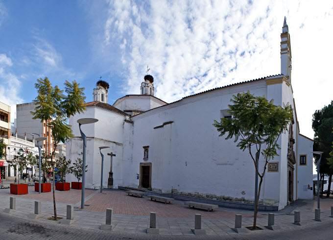 parroquia de san miguel villanueva de la serena