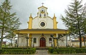 parroquia de san miguel y santa columba cervatos de la cueza