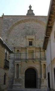 parroquia de san miguel y santa maria villarramiel