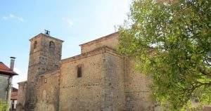 Parroquia de San Millán (Cabrejas del Pinar)