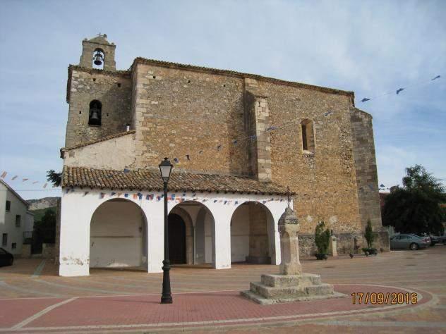 parroquia de san millan canamares